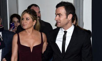 Justin Theroux: Sorge wegen Jennifer Aniston und Brad Pitt?