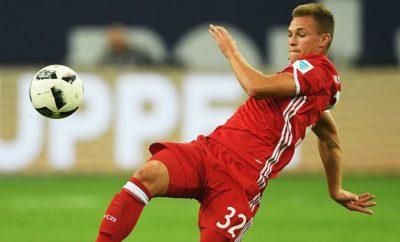 Joshua Kimmich ist einer der Shootigstars des FC Bayern München und schwärmt noch immer von Pep Guardiola.