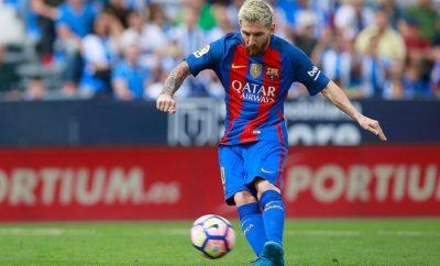 Lionel Messi ist derzeit sehr gut in Form.