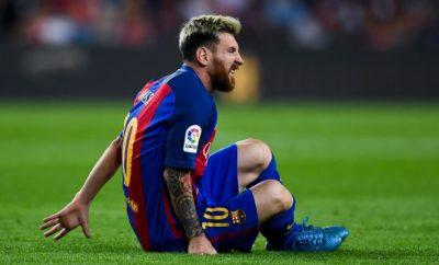 Lionel Messi fehlt dem FC Barcelona.