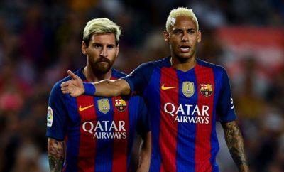 Lionel Messi und Neymar sind die prägenden Figuren im Spiel des FC Barcelona.