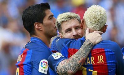Neymar überzeugt in der Abwesenheit von Lionel Messi.