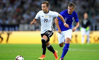 Mario Götze soll ich angeblich in der Nationalmannschaft Spielpraxis holen und dann in einer besseren Form zu Borussia Dortmund zurückkehren.