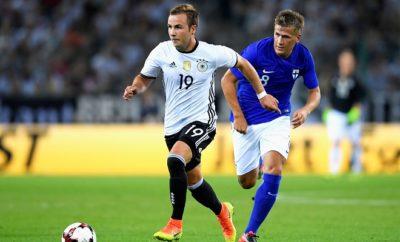 Mario Götze Borussia Dortmund