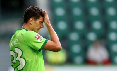 Mario Gomez Besiktas VfL Wolfsburg