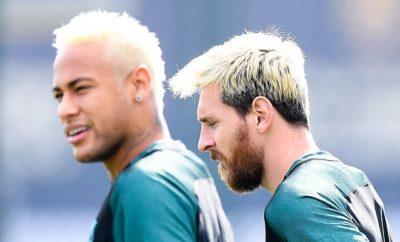 Lionel Messi und Neymar überzeugen in der Champions League.