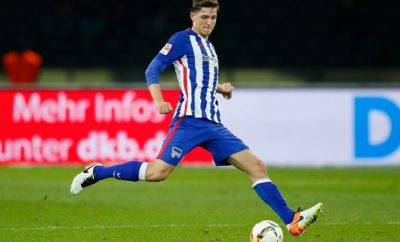 Niklas Stark Hertha BSC