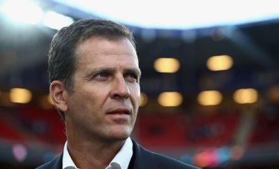 Oliver Bierhoff wäre fast beim 1. FC Köln gelandet.
