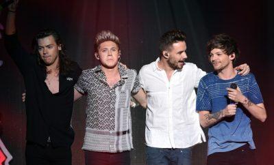One Direction: Niall Horan enttäuscht von Harry Styles und Liam Payne.