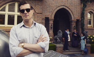 Outlander: Gerät Neuzugang David Berry zwischen die Fronten?