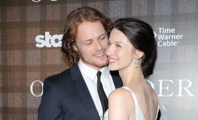 Outlander: Neue Gerüchte um Sam Heughan und Caitriona Balfe.