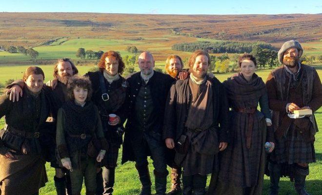 Outlander Staffel 3 Deutschland