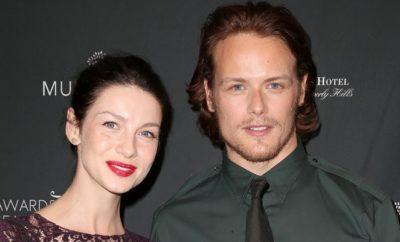 Outlander: Sam Heughan und Caitriona Balfe räumen ab!
