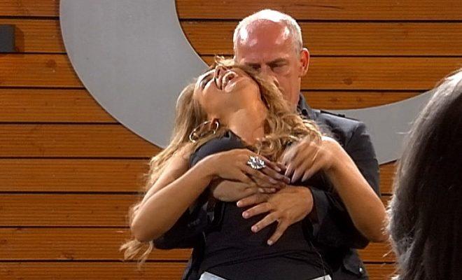 Promi Big Brother Mario Basler Geht Mit Jessica Paszka Auf Tuchfühlung
