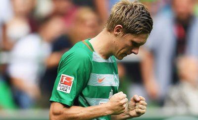 Aron Johannsson vom SV Werder Bremen.