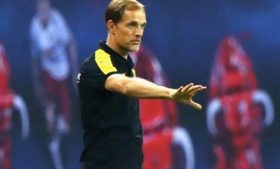 Mario Götze spürt bei Borussia Dortmund das Vertrauen von Trainer  Thomas Tuchel.