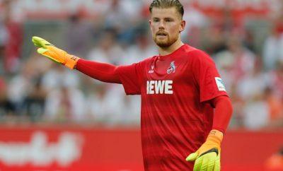 Timo Horn könnte dem 1. FC Köln verletzungsbedingt fehlen.