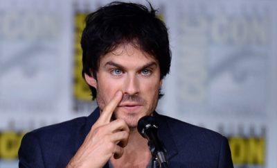 Vampire Diaries: Nina Dobrev stellt Ian Somerhalder bloß!