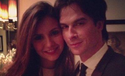 Vampire Diaries: Nina Dobrev und Ian Somerhalder: Serienhochzeit?