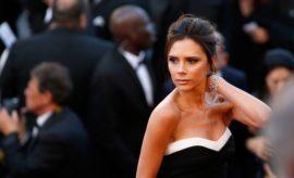Victoria Beckham blickt zufrieden auf ihre Vergangenheit.