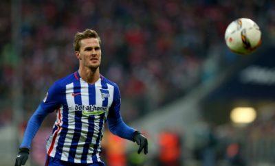 Zwei Spieler zurück bei Hertha BSC und Sebastian Langkamp zeigt sich zielstrebig.