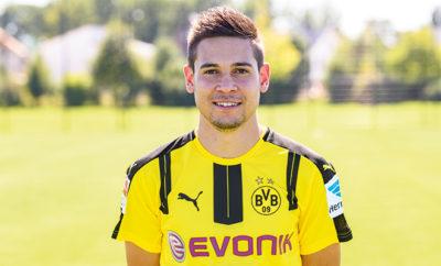 Obwohl der FC Barcelona BVB-Neuzugang Guerreiro mehr Geld bot, entschied sich der Portugiese dennoch für Borussia Dortmund.