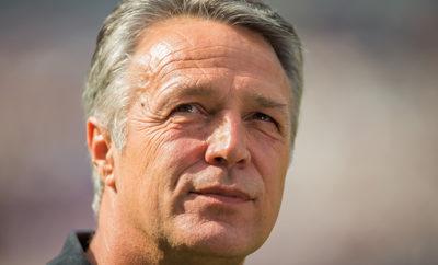 Uwe Neuhaus, Trainer von Dynamo Dresden.