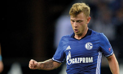 Max Meyer kommt beim FC Schalke 04 noch nicht so richtig in Fahrt.