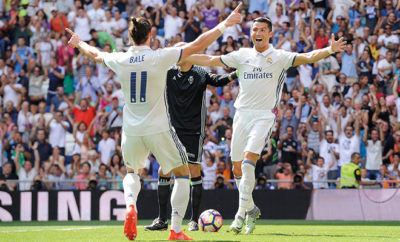 Cristiano Ronaldo und Gareth Bale sind gegen FC Villarreal wieder im Kader.