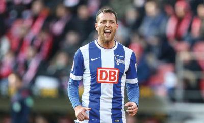 Julian Schieber schwärmt von Sturmkollegen bei Hertha BSC