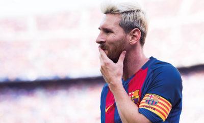 Lionel Messi bereitet FC Barcelona sorgen.