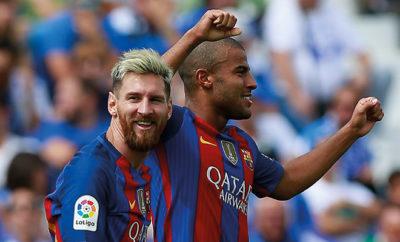 Paulo Dybala von Juventus Turin ist verstärkt in den Fokus des FC Barcelona als Nachfolger von Lionel Messi gerückt. Neymar führt Barcelona zum Sieg.