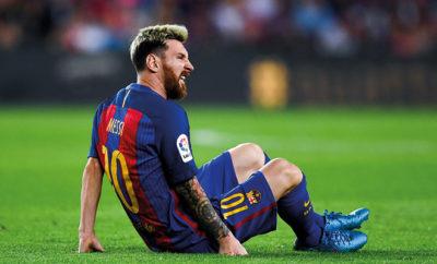 FC Barcelona-Star Lionel Messi bedankt sich bei Borussia Mönchengladbach für tolle Geste.
