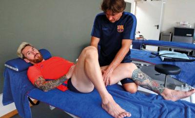 Lionel Messi fällt beim FC Barcelona für unbestimmte Zeit aus.