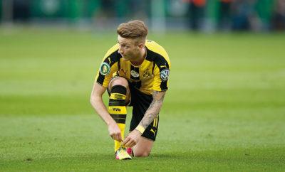 Mario Götze nutzt die Niederlage von Borussia Dortmund und Marco Reus arbeitet weiter an einer Zukunft ohne den BVB.