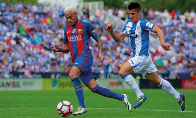Neymar Jr. vom FC Barcelona.