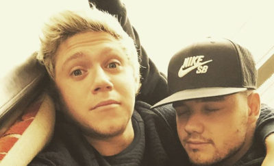 Niall Horan und Liam Payne von One Direction.