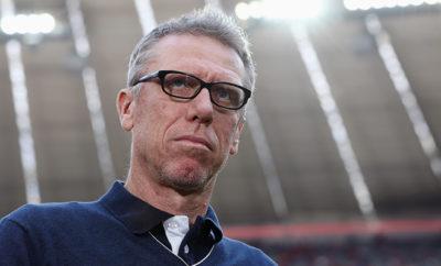 Peter Stöger, Trainer vom 1. FC Köln.