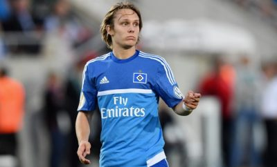 Alen Halilovic vom Hamburger SV.