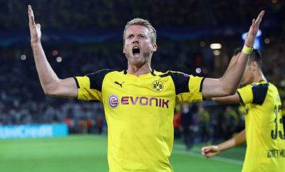 Andre Schürrle von Borussia Dortmund.