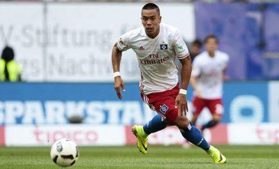 HSV-Stürmer Bobby Wood hat bisher die einzigen Tore für den Hamburger SV erzielt.