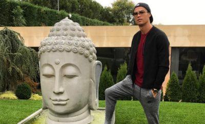Cristiano Ronaldo sorgt bei den Buddhisten für Ärger.