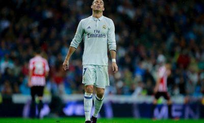 Cristiano Ronaldo befindet sich in einer Formkrise.