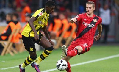 Ousmane Dembele wird dem BVB gegen Hertha BSC  fehlen.