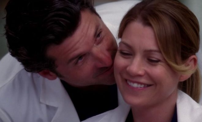 Grey\'s Anatomy: Ellen Pompeo hat noch nicht mit Patrick Dempsey ...