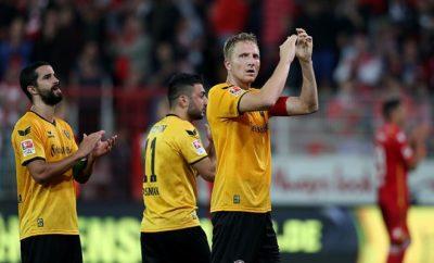 Marco Hartmann von Dynamo Dresden.