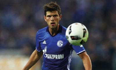 Klaas-Jan Huntelaar ist auf das Abstellgleis des FC Schalke 04 geraten.