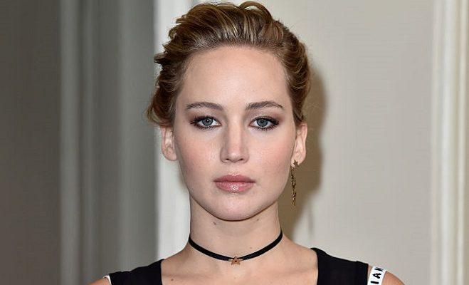 Jennifer Lawrence beko...