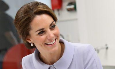 Herzogin Kate Middleton schockt Flugzeug-Passagiere!