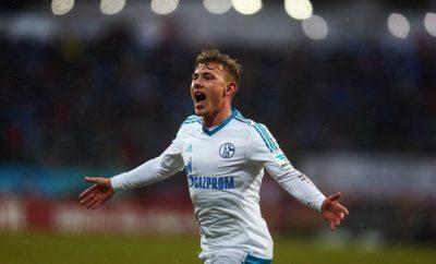 Max Meyer vom FC Schalke 04.